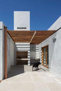 Hernán Gastelú, Gustavo Frittegotto · House in La Pampa