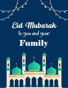 Share the joy of Eid with your family near and far while say your grace of Allah. Here are some Eid Mubarak wishes for the family, which will surely help you. Eid Wishes Messages, Eid Mubarak Wishes, Allah, Joy, Glee, Being Happy, Happiness