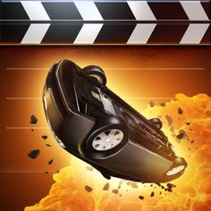 Action Movie FX http://bombapps.net/app/us/ios/action-movie-fx/489321253/  Add your favorite movie movie effects to your own videos! Choose from variety of different FX to apply to the videos you shoot! The app is easy and enjoyable to use and even allows you to create your own gifs!