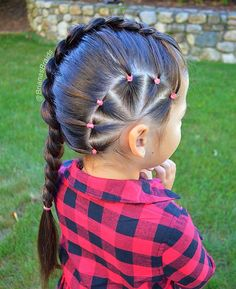 Hairstyles for Girls Get Your Style Dose SO CUTE! Page 13 of 29 flower girl hairstyles Toddler Super Cute Hairstyles, Lil Girl Hairstyles, Princess Hairstyles, Braided Hairstyles, Cute Hairstyles For Toddlers, Girl Hair Dos, Baby Girl Hair, Little Girl Braids, Braids For Kids