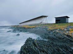 Steilneset Memorial / Peter Zumthor and Louise Bourgeois