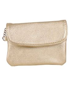 Gold Coin Purse by Colab
