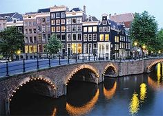 """Amsterdam! """"Coffee shops"""", prostitutes, outdoor urinals...what more could you ask for? Just try not to get hit by a local biker, and remember to take in the more humbling and historic sites such as Anne Frank's house."""