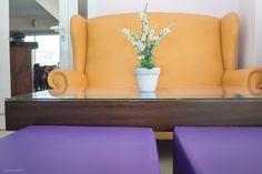 Υπηρεσίες - SUNRISE HOTEL Sunrise Hotel, Wingback Chair, Accent Chairs, Furniture, Home Decor, Upholstered Chairs, Decoration Home, Room Decor, Wing Chairs