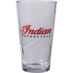 Indian Motorcycle Accessories & Apparel Indian Motorcycle Warbonnet Glass Set