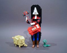More Adventure Time Lego