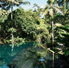 La piscine de la Villa Kayumanis Private Ubud