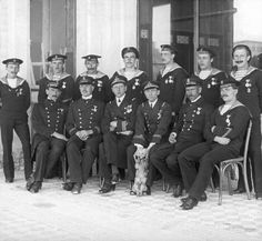 Officers and Sailors, kuk Kriegsmarine