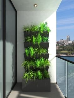 VWALL Vertical Planter Boxes