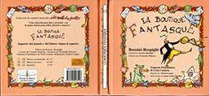 La música de Rossini orquestada por Respighi y la narración del cuento de Carmen Santonja se unen en este libro-disco con sugerencias didácticas para preparar su audición. En la página de su narrador encontraréis información sobre este y otros disco-cuentos similares: http://fernandopalacios.es/la-boutique-fantasque/