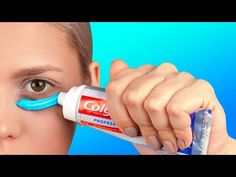 27 Viral Hacks Tested and Busted Diy Clothes Life Hacks, Easy Hairstyles For School, Useful Life Hacks, Tips Belleza, Pretty Eyes, Health And Beauty Tips, 5 Minute Crafts, Sewing Hacks, Natural Skin