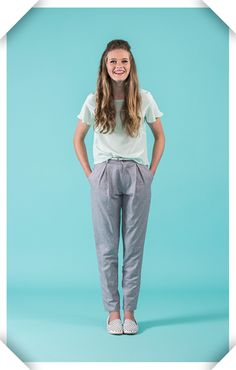 Guise Pants from papercut patterns