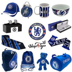 Chelsea fc football club #soccer team #official fan #apparel merchandise gift new, View more on the LINK: http://www.zeppy.io/product/gb/2/181597651440/