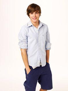 Zac Efron (as Troy Bolton) - High School Musical 3