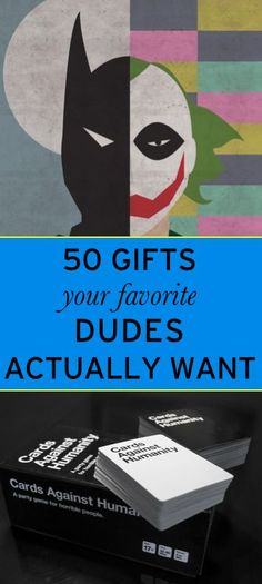Find the perfect gift for all the men in your life
