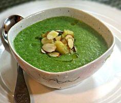 Cream of Broccoli Soup with Chicken Recipe