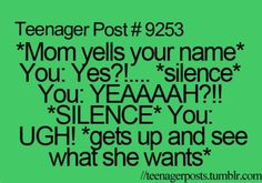 Myy Mom duz dat!!