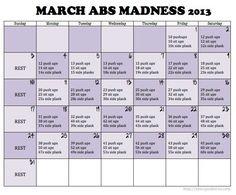 No crunch 30days challenge