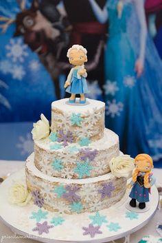 naked cake frozen - Pesquisa Google