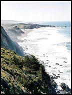 Pacific Coast Highway - roadtrip between San Fran and LA.  (picture is of Big Sur)