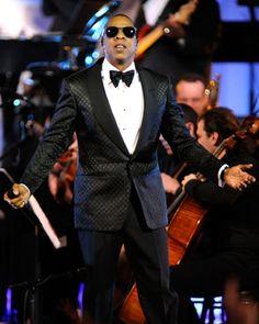 Jay-Z Celebrates Historic Carnegie Hall Performance Feb 6-7 2012