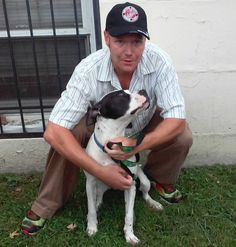 James is a #MarineCorps veteran with Post Traumatic Stress Disorder (PTSD) who for much of his post-military life relied on the kindness of loved ones. One day he decided to pay it forward by saving the life of a love-starved shelter dog no one wanted.