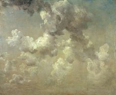 John Constable, Cloud Study 1831