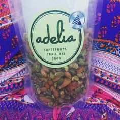 Thank you mama for sending me delicious earth food from the beautiful Bellarine peninsula  @adeliafinefoods #trailmix #superfoods #organic #paleo #local #nutrients #healthfood #natural #foodasmedicine #bellarinepeninsula #australia by moniquerainbow http://ift.tt/1JO3Y6G