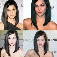 Like this haircut. time for a change