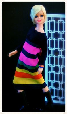 Twiggy doll