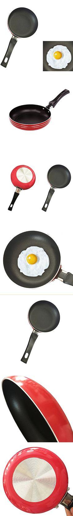 Pevor Egg Pancake Mini Non Stick Fry Frying Pan Omelet Pans