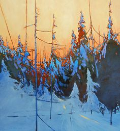 New landscape art oil cloud ideas Landscape Artwork, Abstract Landscape Painting, Contemporary Landscape, Cool Landscapes, Abstract Art, Illustration Noel, Sketch Inspiration, Wow Art, Winter Art