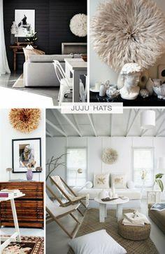 Do You Have a Juju Hat? - Lighting & Interior Design Ideas Blog - Community - LampsPlus.com - Information Center