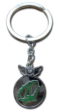 Sailor Moon Supers Key Chain - Change Rod Jupiter Symbol @Archonia_US