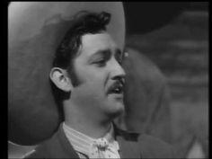 """De la pelicula """"El Peñòn de las Animas"""" (1942) Jorge Negrete-Yo soy mexicano"""