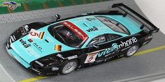 FIA GT 2004 Saleen S7-R Bartels/Alzen 1/43 World Championship, Vehicles, Car, Sports, Miniatures, Hs Sports, Automobile, World Cup, Sport