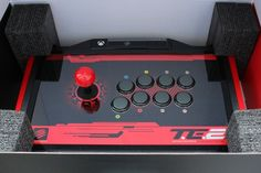 Mad Catz Arcade FightStick Tournament Edition 2 Review And Giveaway
