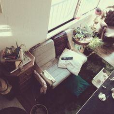 カリモク60/ソファー/カリモクソファー/サイドテーブル/おはようございます(*^^*)/変わらぬ風景~(  ̄▽ ̄)…などのインテリア実例 - 2014-12-05 07:27:49 | RoomClip(ルームクリップ)
