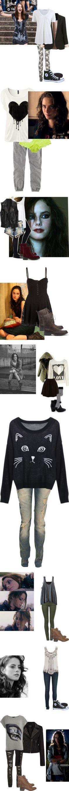 """""""Dress Like Effy Stonem"""" by izzy6140 on Polyvore"""