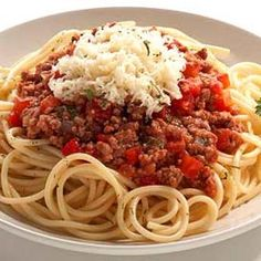Pasta a la Bologna Baby Food Recipes, Pasta Recipes, Mexican Food Recipes, Cooking Recipes, Ethnic Recipes, Carne Molida Recipe, Pasta Marinara, My Favorite Food, Favorite Recipes