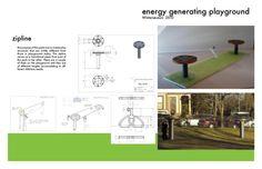 Energy Generating Playground by Ananya Tantia at Coroflot.com