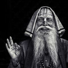 the holy man by piet flour, via 500px