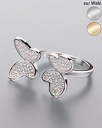 Pfeffinger Ring Schmetterlinge