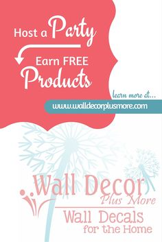 Hostess Rewards = Free Products! Decorate your home for free or cheap! Click to view our hostess benefits.