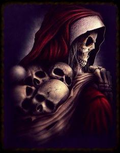 Reaper Santa Clause by Juni-rashyd