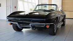 1965 Chevrolet Corvette Convertible 350 CI, 4-Speed