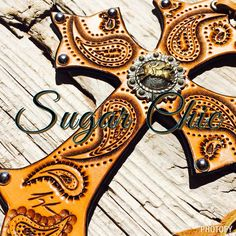 Saddle cross! #sugarchicboutique
