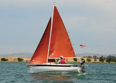 I can't imagine life with no sailboats.