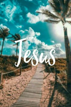 There's something about the name of Jesus that makes me feel good. He's a healer, savior friend and brother. God gave his only begotten son that who should believe in him shall have eternal life. Jesus Wallpaper, Bible Verse Wallpaper, Tumblr Wallpaper, Wallpaper Backgrounds, Iphone Wallpaper, Cross Wallpaper, Trendy Wallpaper, God Jesus, Jesus Christ