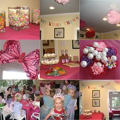 Fancy Nancy Party ideas...gahhhhh i can't wait until we can do a fancy nancy party!!! hopefully when shes 5!!!